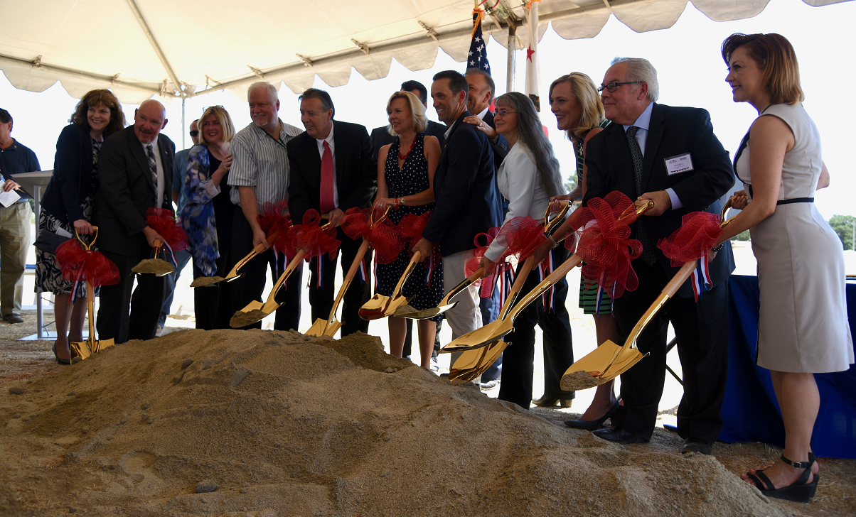 We've Broken Ground in Palmdale!