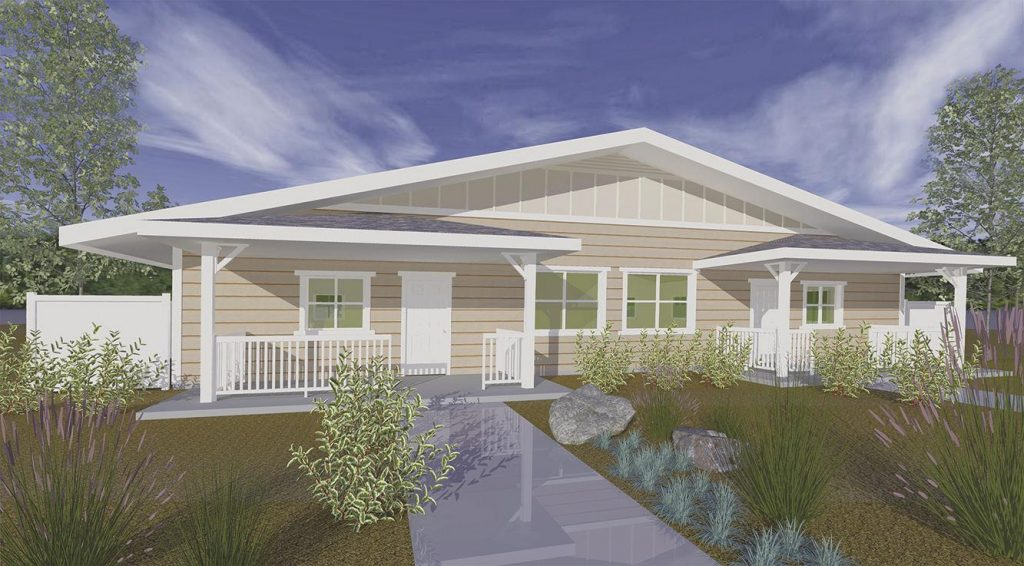 Program lets veterans get their own homes | Homes4Families