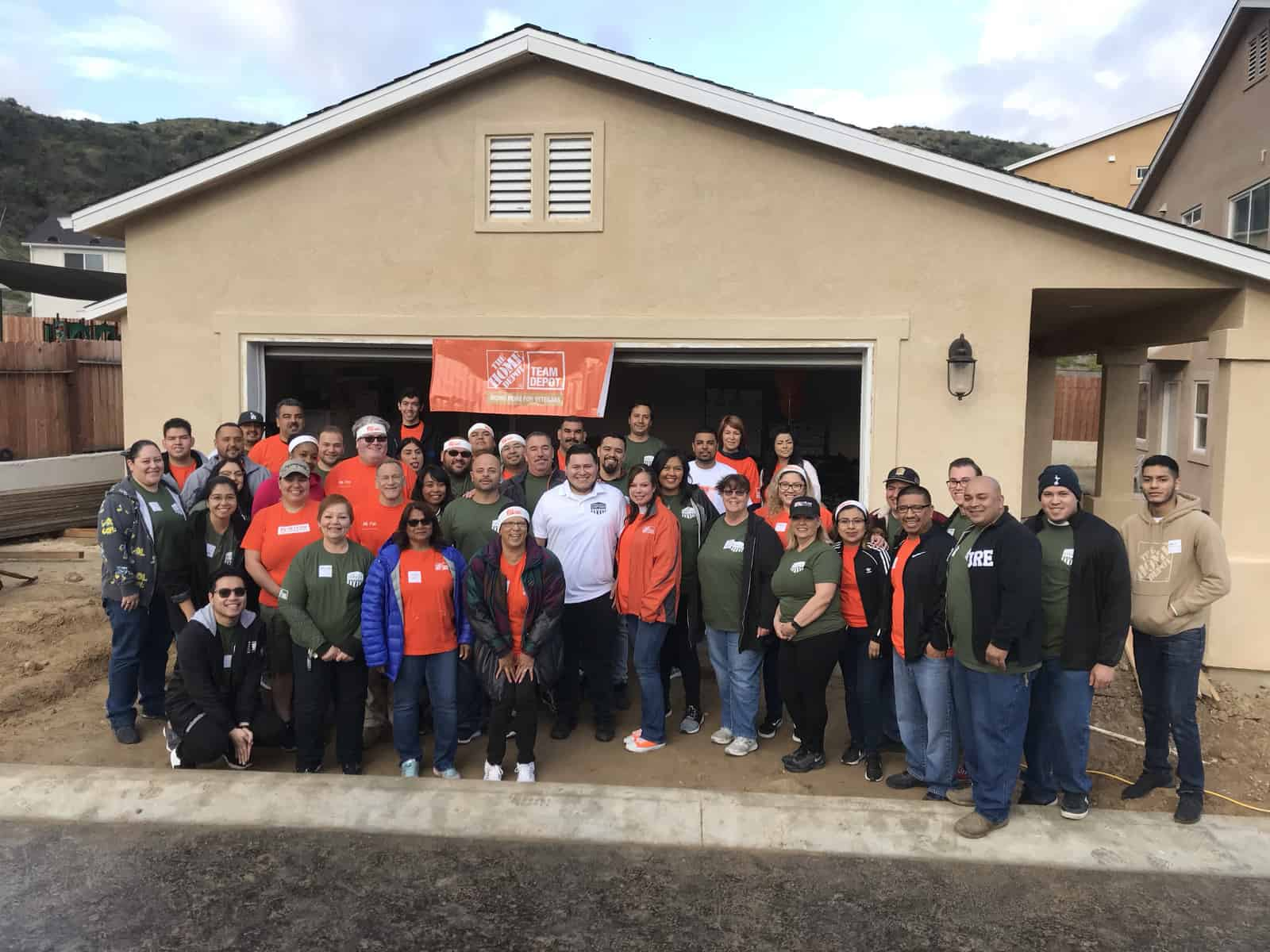 Home Depot TEAMBuild