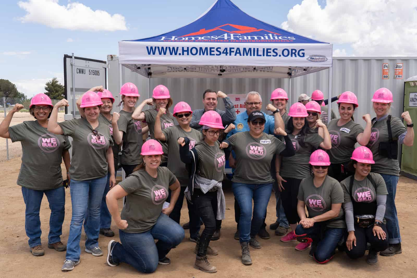 Nonprofit Partner Spotlight: Homes 4 Families – Helping California Veterans