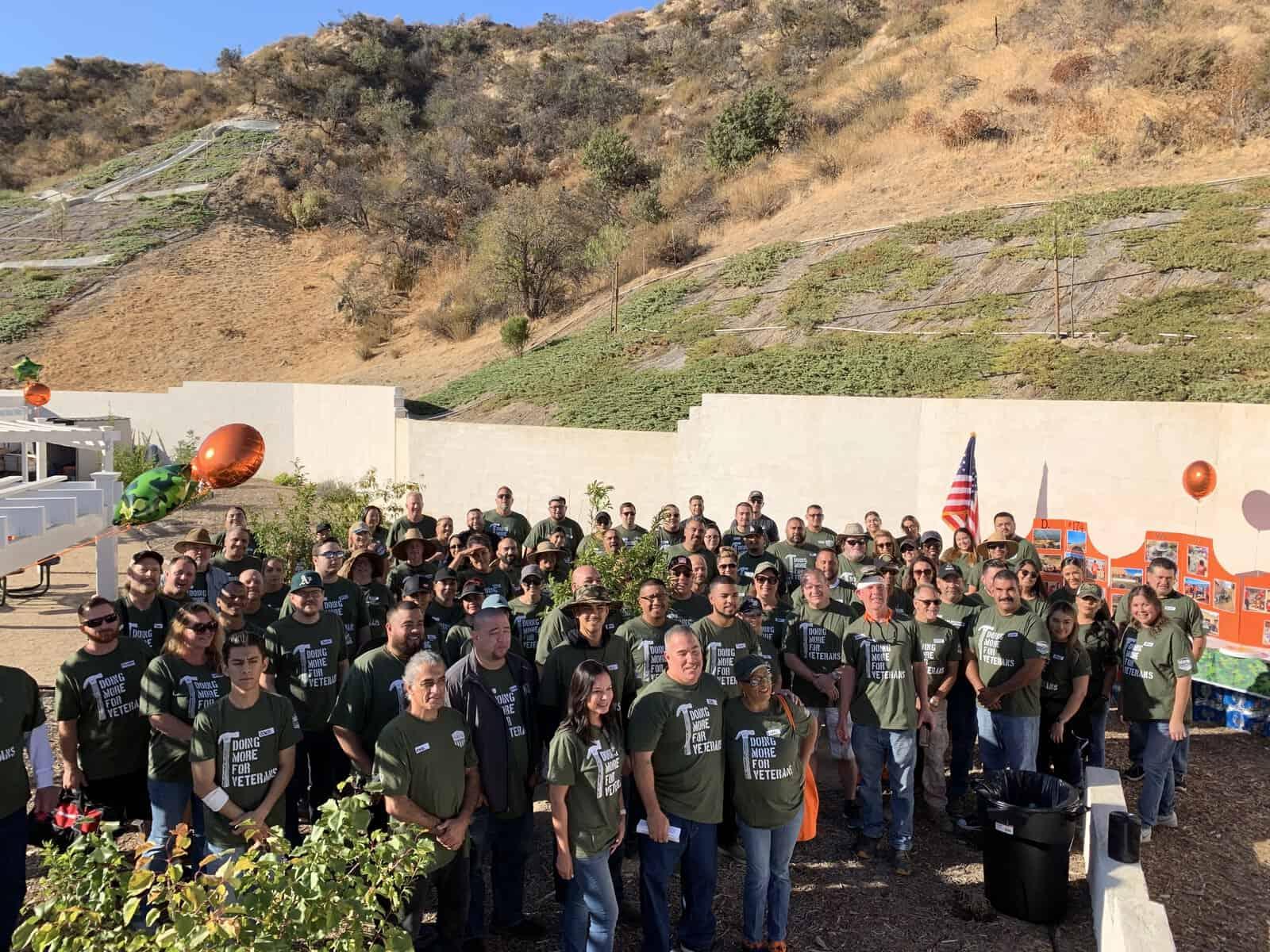 The Home Depot Foundation TEAMBuild